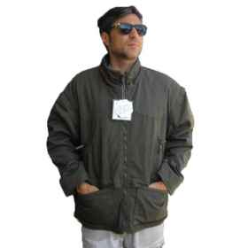 Jacket jacket jacket policotone hunting fishing windproof sports man pockets