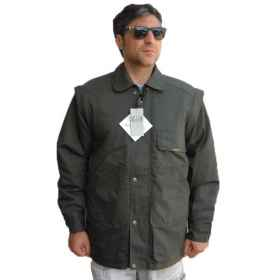 Jacket jacket jacket policotone hunting fishing quilt inner detachable