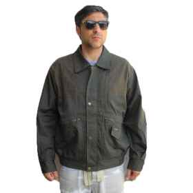 Jacket jacket jacket policotone man hunting fishing sports air soft green