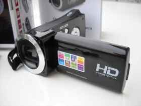Hd digital camcorder 16mp 4x zoom camera 2.7 \\ \