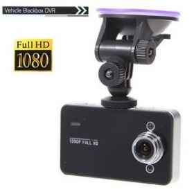 Car DVR LCD HD 1080p HDMI SD 8 GB included with accessories