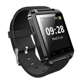 Smart watch phone bluethoot address book, music, remote control sms for samsung htc lg