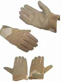 Gloves airsoft full-fingers spandura tan eu700t tactical glove