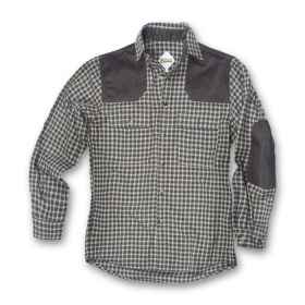 Shirt flannel heavy winter men hunting fishing mountain cold buttons