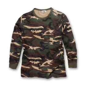 Jersey t-shirt military large sizes long sleeve autumn spring cotton