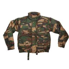 Jacket bomber jacket jacket camouflage men hunting fishing waterproof down jacket