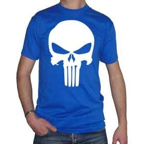 tshirt t-shirt the punisher sh