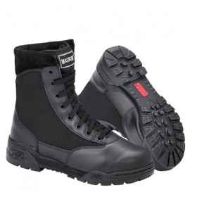 Amphibians Magnum Classic Boots black high neck Unisex Worn by military Nylex