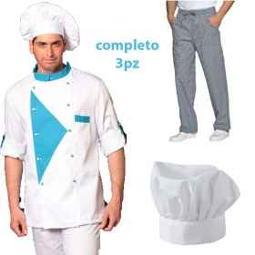 Full Chef chef 3pz offer jacke
