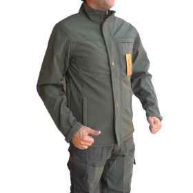 Jacket jacket softshell hunting wind, the rain man sports clothing