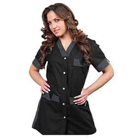 Coat jacket woman uniform hair