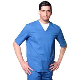 Full uniform of a hospital nurse, health clinic, various colors pure cotton