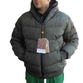 Down jacket jacket bomber padded men male winter pockets hood
