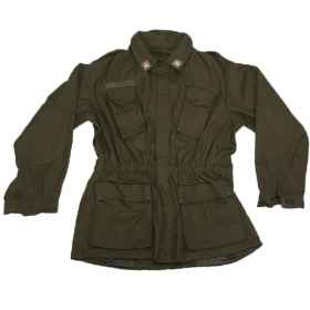 Jacket combat jacket military soldier 80's Italian army