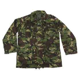 Jacket jacket army military man British DPM camouflage army tactical airsoft