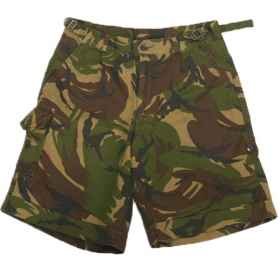 Shorts bermuda short Dutch man used the sea beach military summer