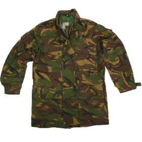 Parka Dutch army, with inner lining cotton soft air