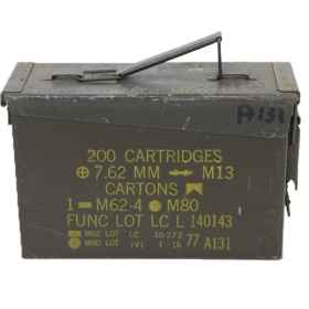 Port chargers box case container, metal, m13