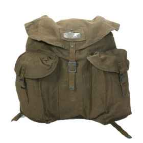 Backpack military alpine soldier hemp original khaki sports hiking mountain
