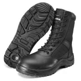 Amphibians magnum centurion boots military black leather shoe boots original