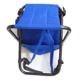 Backpack stool small chairs bag holdall fishing hiking mountain camping