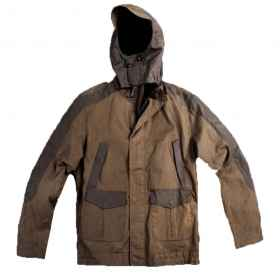 Jacket coat hood hunting fishi