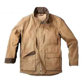 Jacket jacket jacket oleate hunting cotton canvas waterproof rain