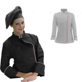 Jacket cook woman buttons ital