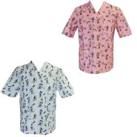 Tunic uniform nurse hospital children pediatrics health clown terapy