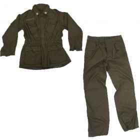 Full Italian army jacket comba