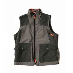 Sleeveless vest hunting stretch nylon polyamide technical waistcoat snow