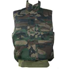 Warmer winter hunting camouflage quilted cotton man woman