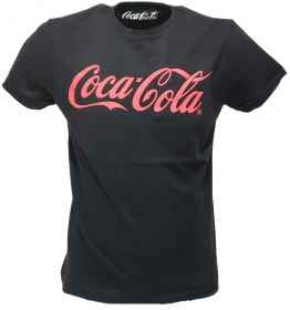 Jersey t-shirt half sleeves coca cola summer fashion cotton unisex various colors