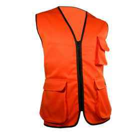 Sleeveless vest high visibilit