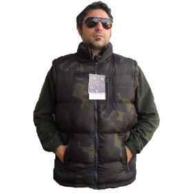 Sleeveless vest down jacket qu