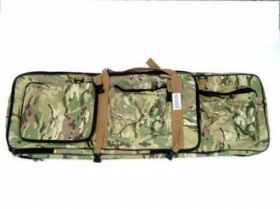 Valigia softair custodia morbida in cordura multicam cm 88x30 con tasche esterne