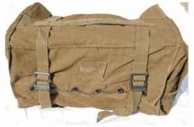 Bag duffel bag luggage suitcase alpni Italian army, in the years 70