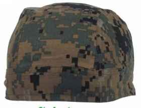 Bandana softair digital woodland marpat mfh 10163s