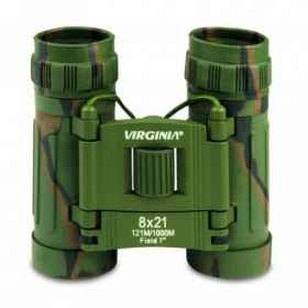 Binoculars airsoft tank 8 x 21 camo virginia-sealable